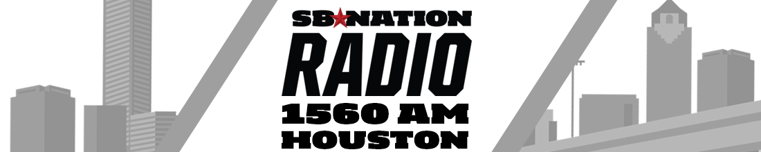 SB Nation 1560 AM Houston